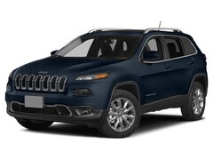 2015 Jeep Cherokee Latitude 4x4 SUV for sale in Indianapolis, IN