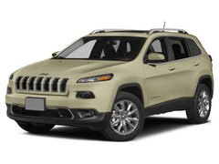 Used 2015 Jeep Cherokee for sale in Newport, TN