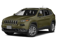Used 2015 Jeep Cherokee Latitude SUV for sale in Middlebury VT
