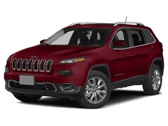 Used 2015 Jeep Cherokee Latitude SUV 1C4PJMCBXFW609098 for sale in Bryan OH