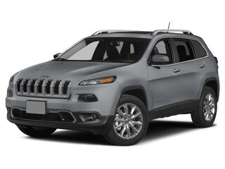 Used 2015 Jeep Cherokee Latitude 4x4 SUV in Archbold, OH