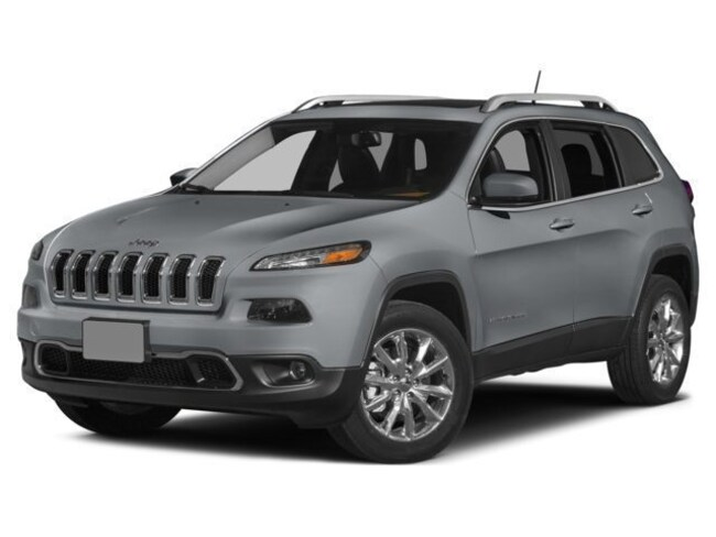 2015 Jeep Cherokee Latitude 4x4 SUV Erie