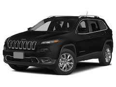 2015 Jeep Cherokee 4WD 4dr Latitude Sport Utility U15224 for sale at White Plains Chrysler Jeep Dodge in White Plains, NY