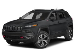 Used 2015 Jeep Cherokee Trailhawk SUV in Alvin, TX