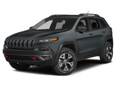 2015 Jeep Cherokee Trailh WAGON