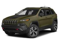 Used 2015 Jeep Cherokee Trailhawk 4x4 SUV Denver