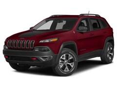 Used 2015 Jeep Cherokee Trailhawk 4x4 SUV Salt Lake City