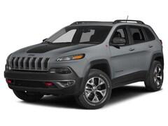 Used 2015 Jeep Cherokee Trailhawk 4x4 SUV Barrington Illinois