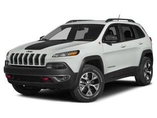 2015 Jeep Cherokee Trailhawk Sport Utility
