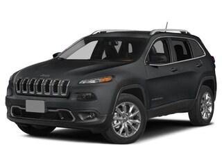 Used 2015 Jeep Cherokee Limited 4x4 SUV 1C4PJMDSXFW703903 J190545A in Brunswick, OH