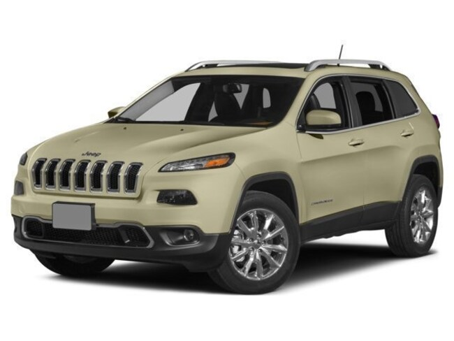 2015 Jeep Cherokee Limited 4x4 SUV Erie