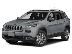 2015 Jeep Cherokee 4WD 4dr Limited Sport Utility for sale at White Plains Chrysler Jeep Dodge in White Plains, NY