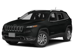 Used 2015 Jeep Cherokee Limited 4x4 SUV for sale near Salt Lake City