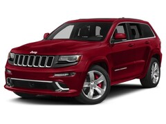 2015 Jeep Grand Cherokee 4WD 4dr SRT Sport Utility for sale at White Plains Chrysler Jeep Dodge in White Plains, NY