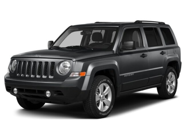 Used 2015 Jeep Patriot Sport SUV for sale in the Brunswick, OH
