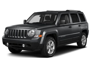 Certified Pre-Owned 2015 Jeep Patriot Latitude SUV Tucson