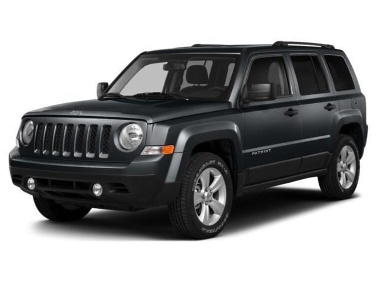Used 2015 Jeep Patriot Sport SUV for sale in Winchester, VA