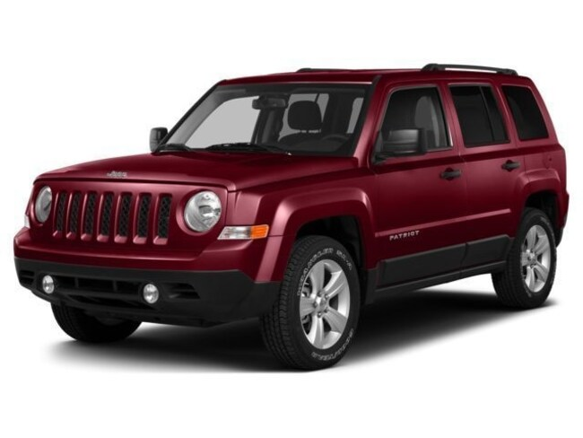 Used 2015 Jeep Patriot Sport 4x4 SUV for sale in Avondale, AZ