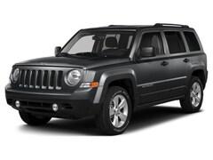 2015 Jeep Patriot Latitude SUV