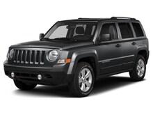 2015 Jeep Patriot Latitude 4x4 SUV