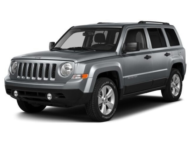 Used 2015 Jeep Patriot High Altitude SUV in Martinsburg