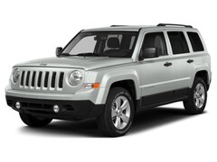 Used 2015 Jeep Patriot Latitude 4x4 SUV Brunswick ME