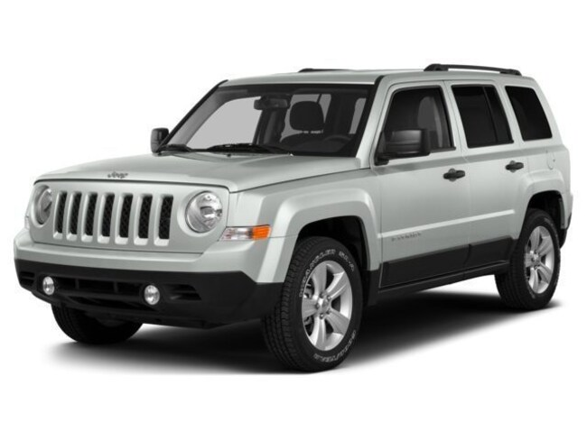 Used 2015 Jeep Patriot Latitude 4x4 SUV in Somerset, PA