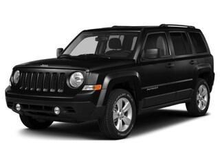 Pre-Owned 2015 Jeep Patriot High Altitude Edition SUV near Boston