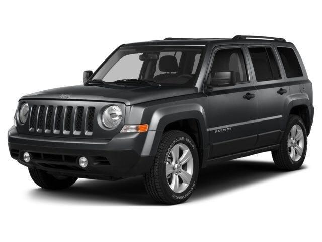 2015 Jeep Patriot Limited 4x4 SUV