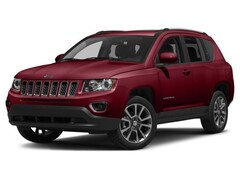 2015 Jeep Compass Latitude FWD SUV