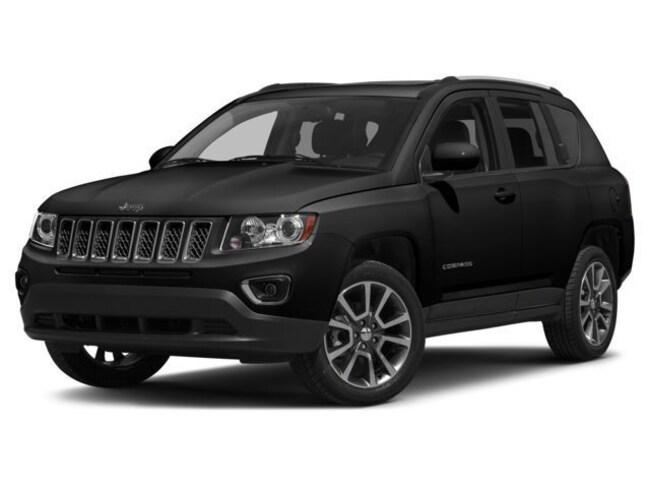2015 Jeep Compass Altitude Edition 4WD  Altitude Edition
