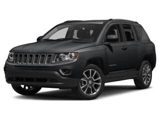 2015 Jeep Compass Latitude 4x4 SUV