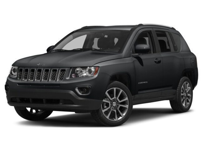 2015 Jeep Compass 4WD 4dr Latitude Sport Utility for sale in White Plains, NY at White Plains Chrysler Jeep Dodge