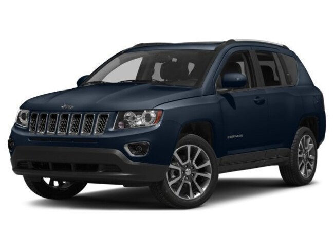 Used 2015 Jeep Compass Latitude 4x4 SUV For Sale near  near Manchester, Dover, York, Red Lion, Middletown, East York, Lancaster.