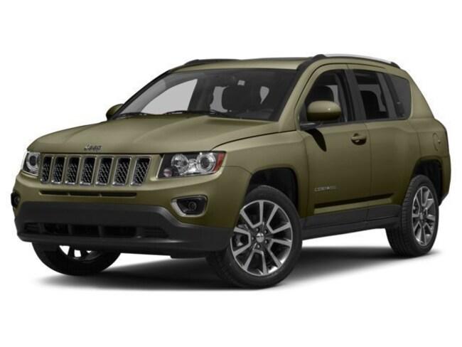 2015 Jeep Compass Latitude SUV