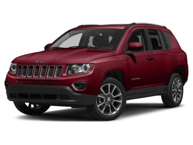 Used 2015 Jeep Compass Latitude 4x4 SUV for sale in Philadelphia, PA