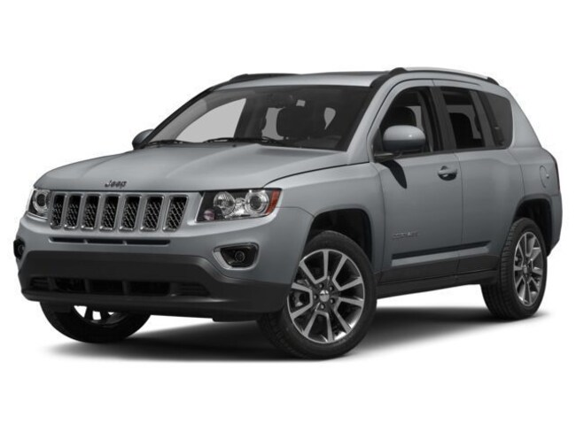 2015 Jeep Compass High Altitude Edition 4x4 High Altitude Edition  SUV
