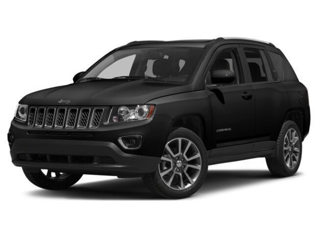 2015 Jeep Compass Latitude 4X4 Subn