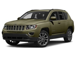 2015 Jeep Compass Limited 4X4 SUV