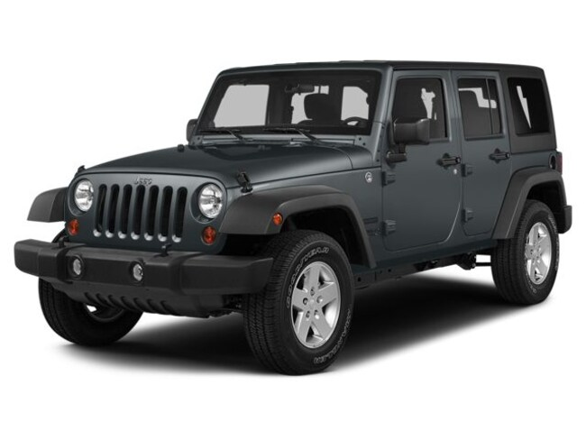 New 2015 Jeep Wrangler Unlimited WILLYS WHEELER W 4X4 Sport Utility Cincinnati