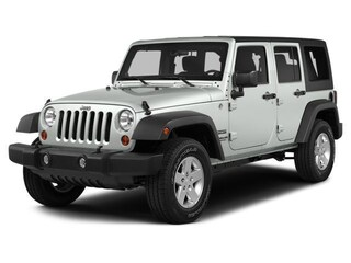 Used 2015 Jeep Wrangler Unlimited Sport 4x4 SUV 1C4BJWDG4FL658511 J181857A in Brunswick, OH