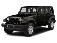 2015 Jeep Wrangler Unlimited Sport SUV in Exeter NH at Foss Motors Inc