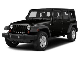 Used 2015 Jeep Wrangler Unlimited Sport 4x4 SUV 1C4BJWDG0FL565808 in Brunswick, OH