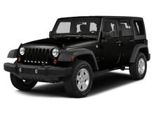 2015 Jeep Wrangler Unlimited Sport Wagon