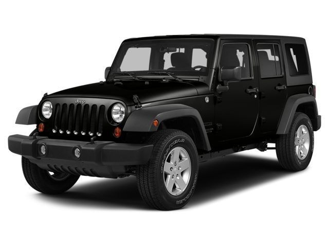 2015 Jeep Wrangler Unlimited 4WD