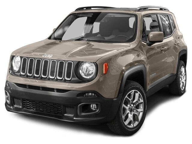 Used 2015 Jeep Renegade Mojave Sand for Sale in Houston Near Sugar Land, TX  | T15279