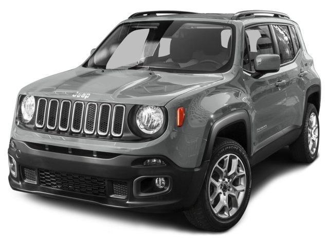 2015 Jeep Renegade LATITUDE FWD Sport Utility