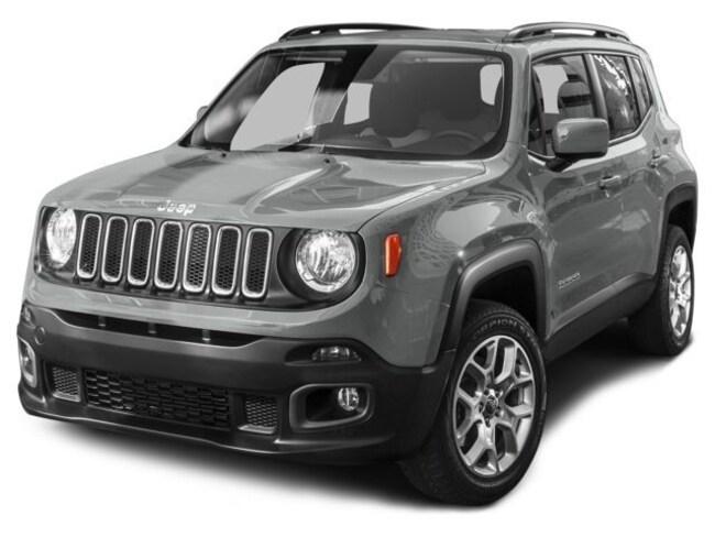 New 2015 Jeep Renegade LATITUDE FWD Sport Utility for Sale in Winslow AZ