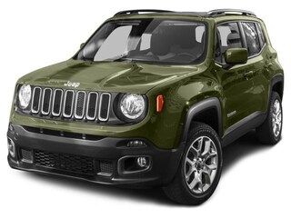 2015 Jeep Renegade Sport SUV for sale in Batavia