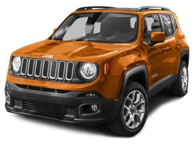 2015 Jeep Renegade Latitude 4WD 4WD  Latitude